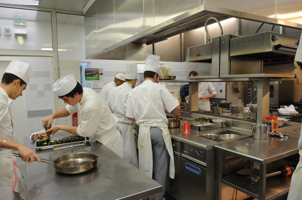 Bac pro cuisine lyc e de gascogne - Bac pro cuisine alternance ...