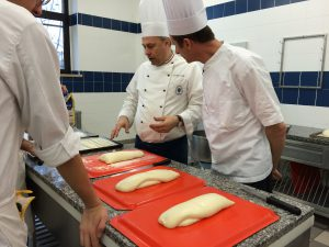 TP cuisine en Italie
